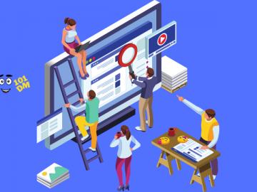 Silahub Technologies website development